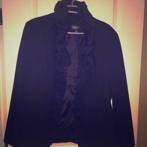 Brand new dressy black jacket